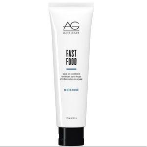 AG Hair Hair - 🆕 AG Hair Moisture Fast Food Leave-On Conditioner